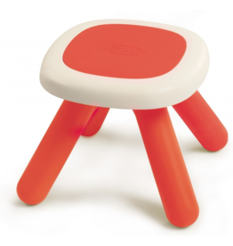 Smoby Kid Stool red