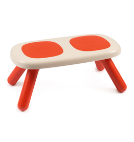 Smoby Kid Bench red