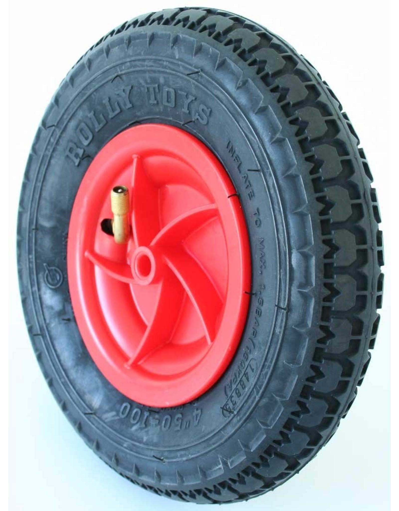 Rolly Toys Achterwiel linker velg rood