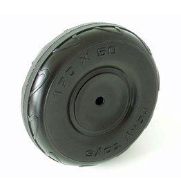 Rolly Toys Wheel wheel 170x50 black