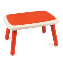 Smoby Kid Table  red