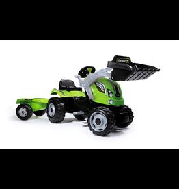 Smoby Traktor Farmer XL Loader Groen