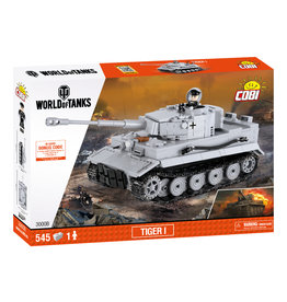 COBI COBI World of Tanks 3000B Tiger I