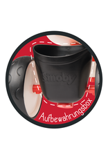Smoby Smoby Rookie loopauto rood