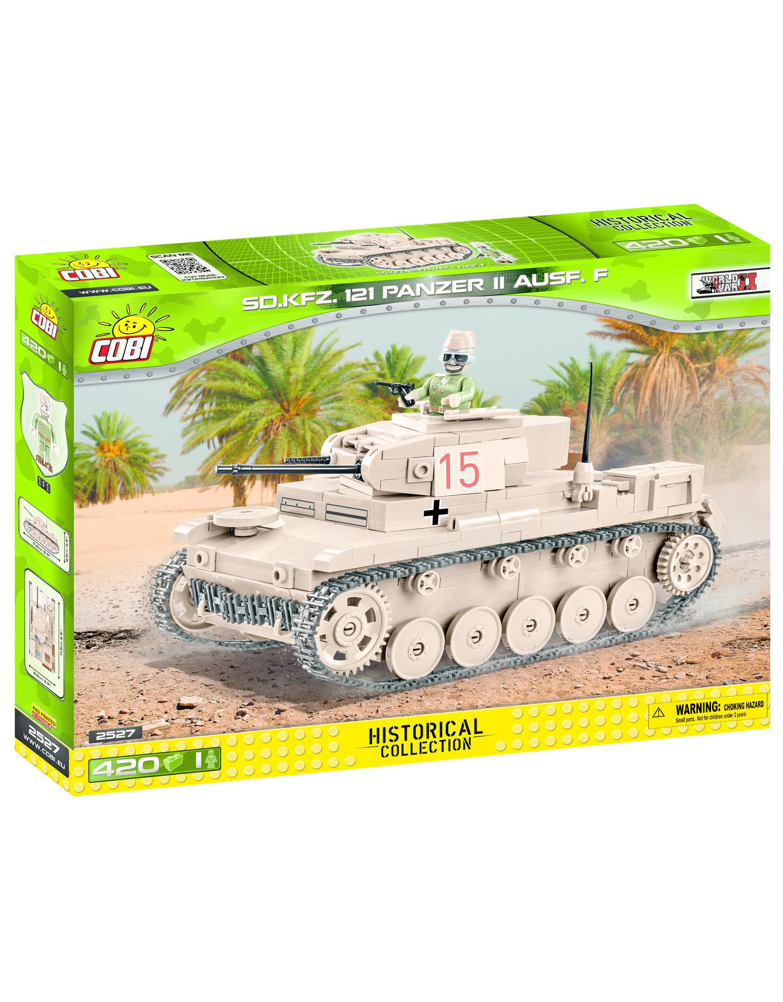 COBI COBI WW2 2527 SD.KFZ.121 PZKPFW II Ausf.F