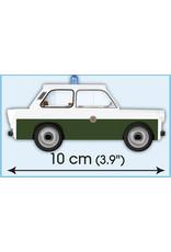 COBI COBI 24520 - Trabant 601 Volkspolizei DDR