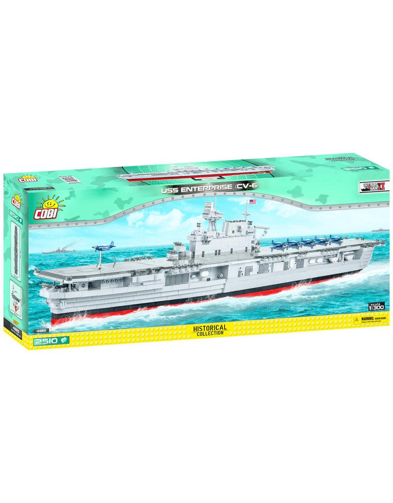 COBI COBI 4815 WW2  USS Enterprise