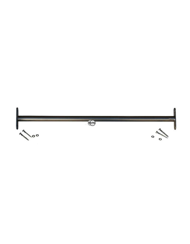 Déko-Play Déko-Play Roll Over bar stainless steel length 125cm