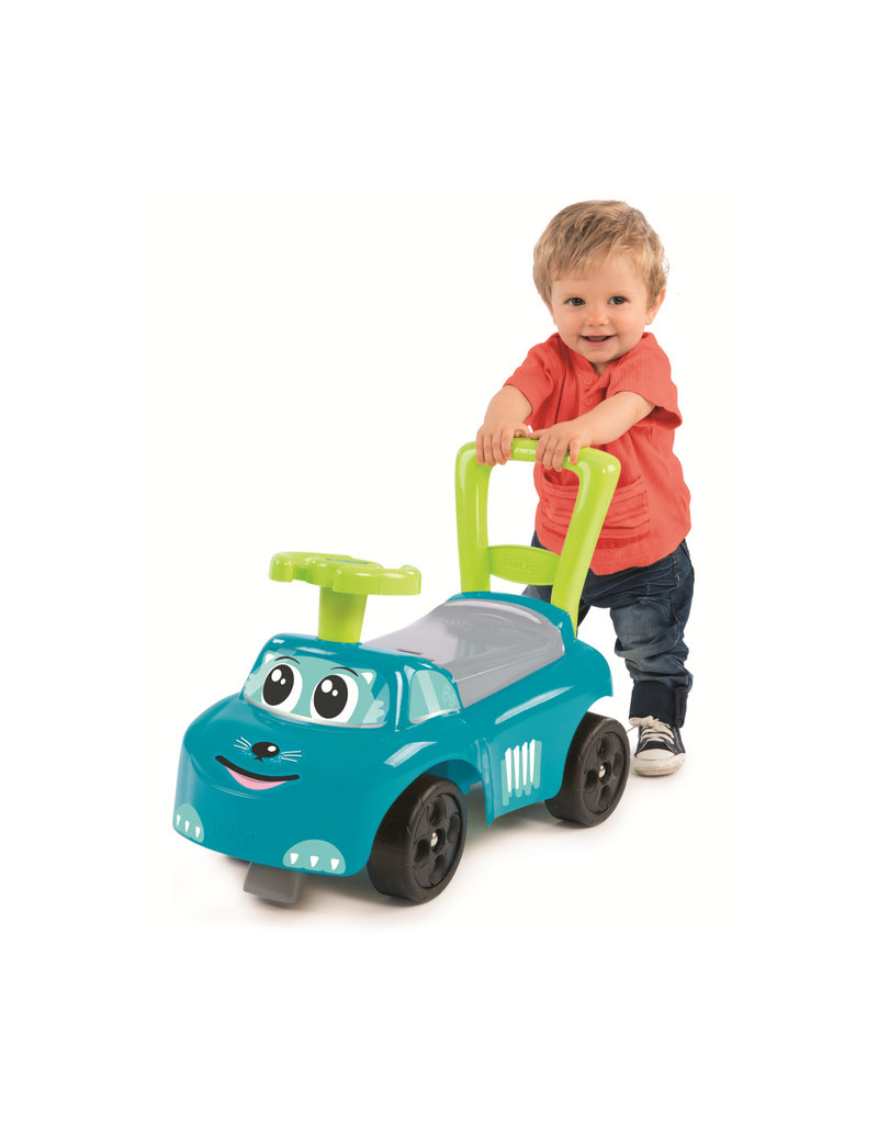 Smoby Smoby Loopauto blauw 720525