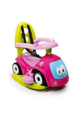 Smoby Smoby Loopauto 4 in 1 Maestro Roze 720303