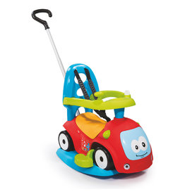 Smoby Smoby Loopauto 4 in 1 Maestro Rood 720302