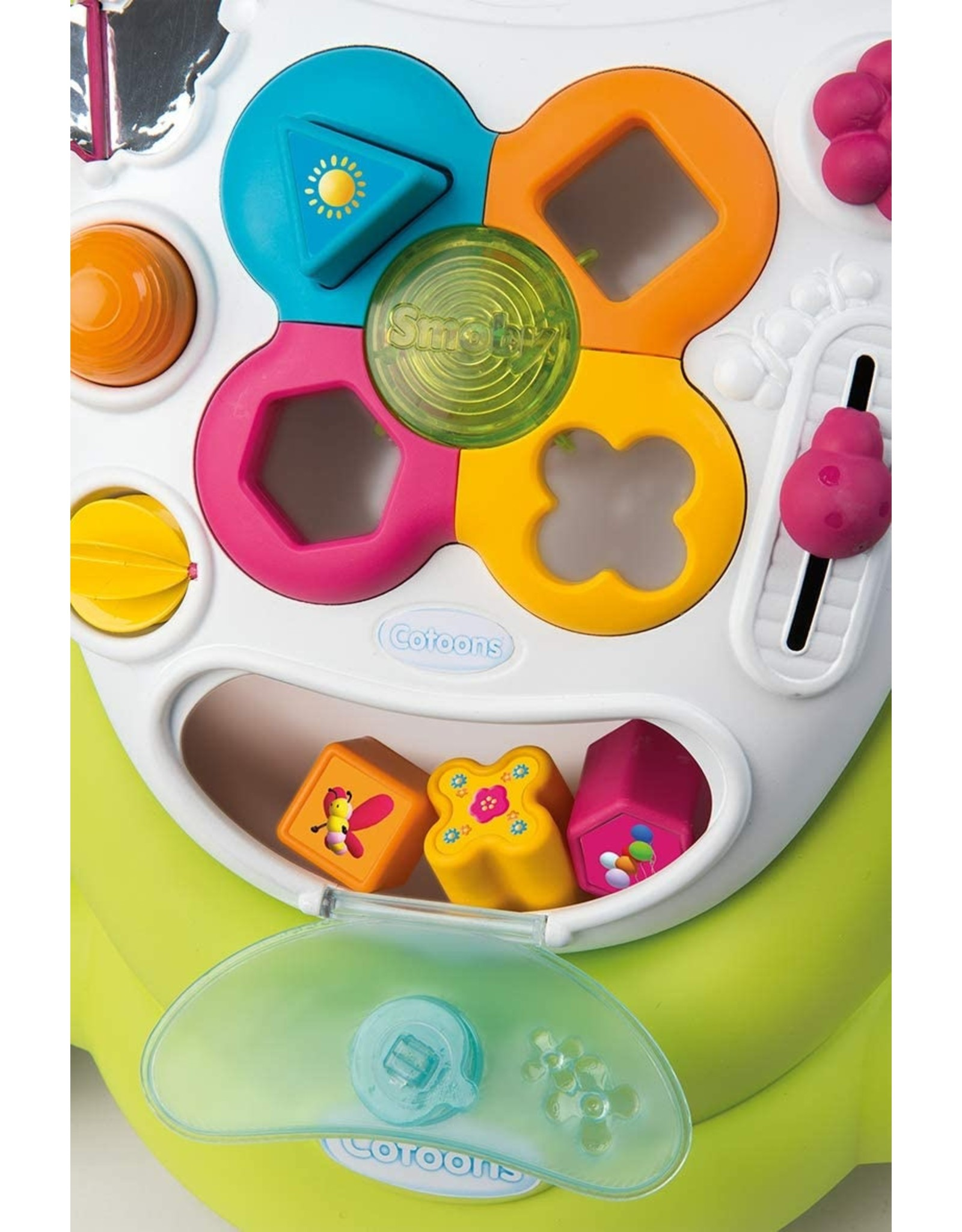 Smoby Smoby Cotoons baby walker 110428