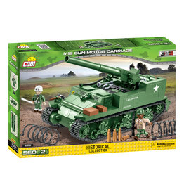 COBI COBI 2531 WW2  M12 GunMotorCarriage