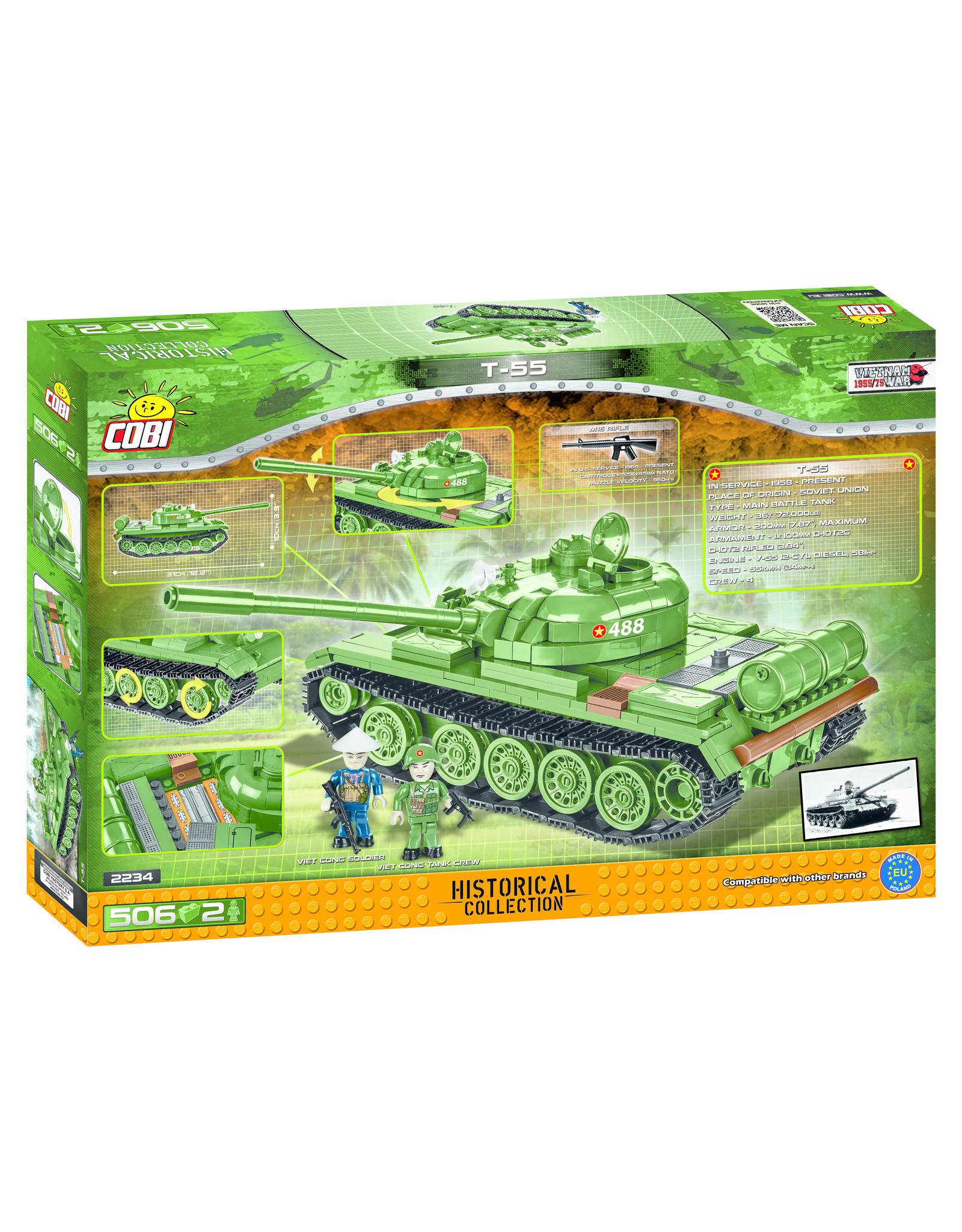 COBI COBI 2234 T-55 Vietnam War