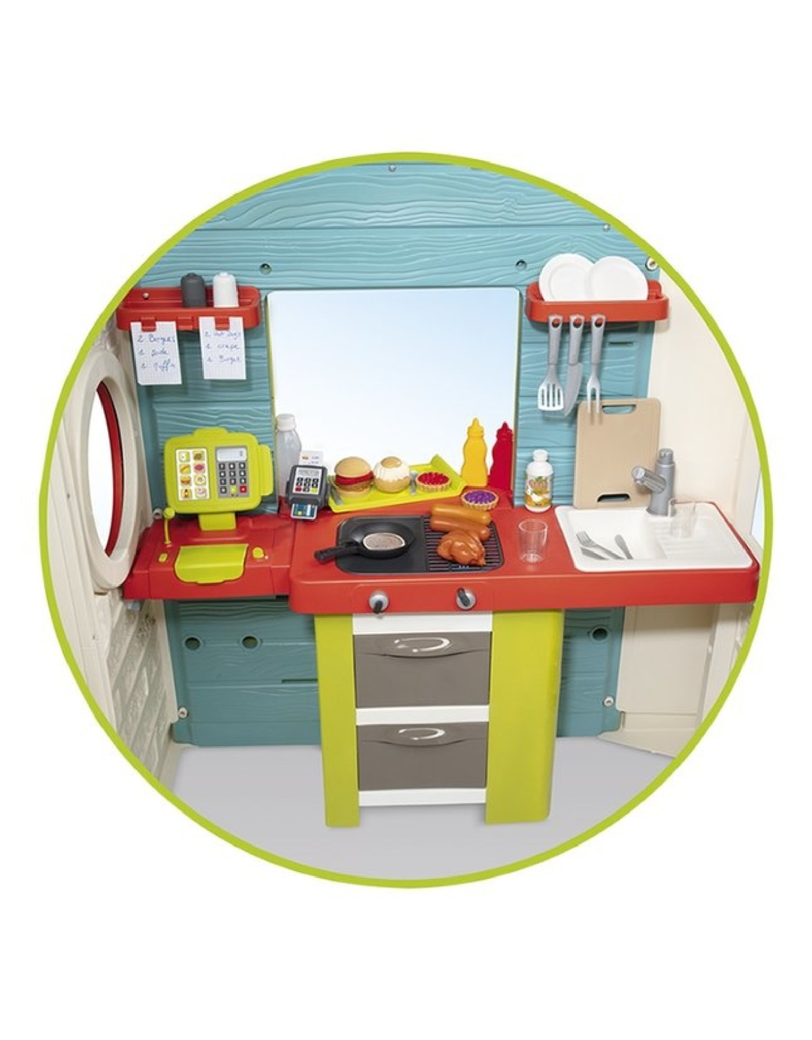 Smoby Smoby Chef Huis 810403