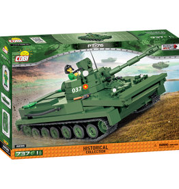 COBI COBI 2235 PT-76 Light Amhibious Panzer