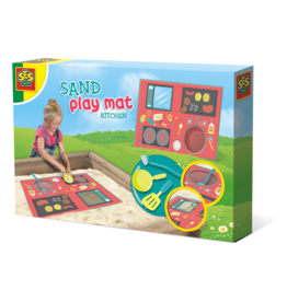SES Creative Sand play mat - kitchen