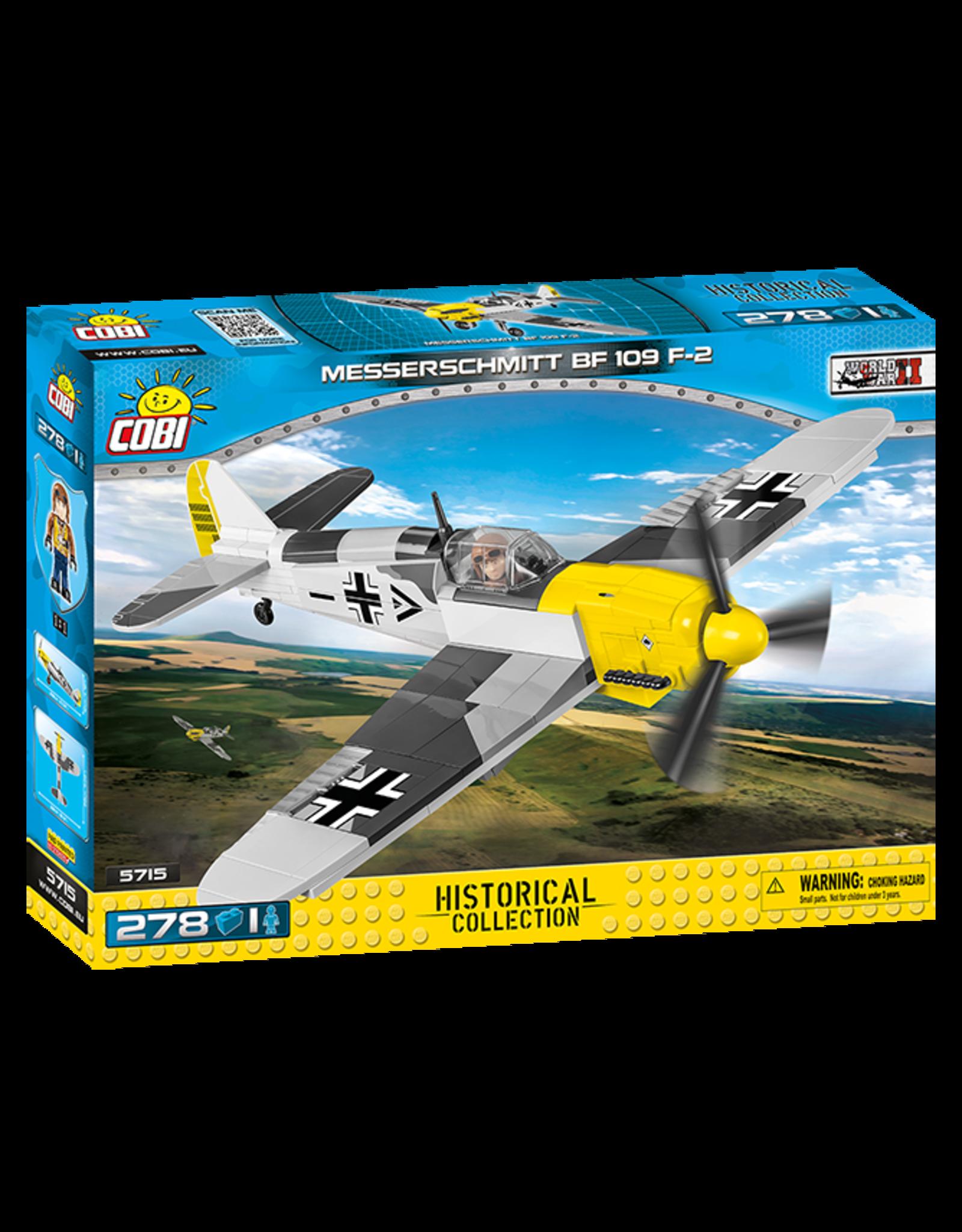 COBI COBI  WW2 5715 - Messerschmitt BF109 F2