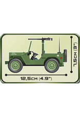 COBI COBI WW2 2399 Willys MB1 / 4 Ton