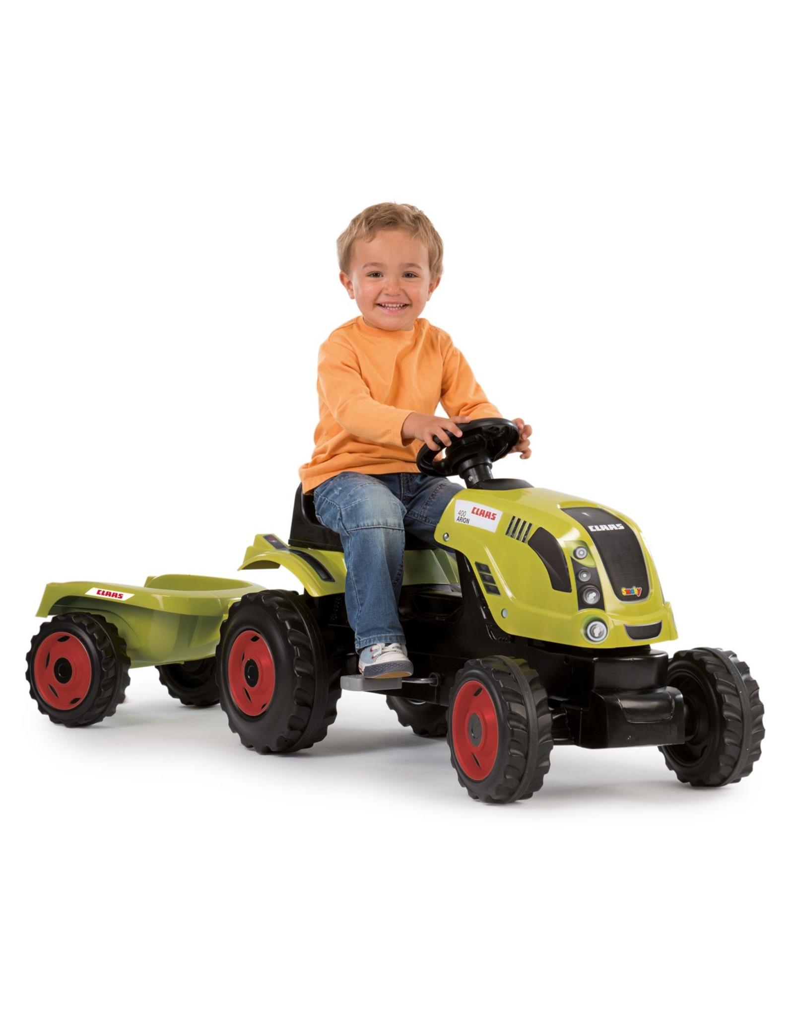 Smoby Traktor Farmer XL Claas 710114
