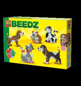 SES Creative Bügelperlen Haustiere