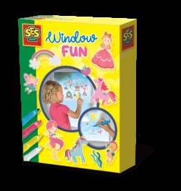 SES Creative Window fun (- Prinsessen wereld)