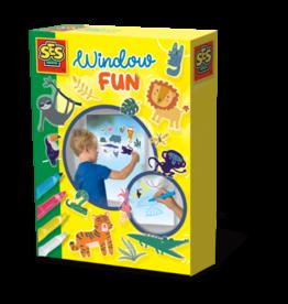 SES Creative Window fun - Jungle