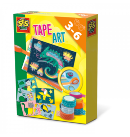 SES Creative Tape Art (Tiere)