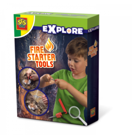 SES Creative Fire starter tools