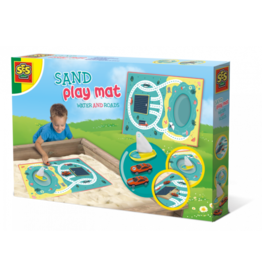 SES Creative Sand play mat - Water and roads