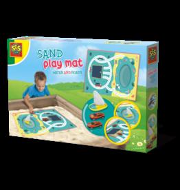 SES Creative Zand speelmat - Water en wegen
