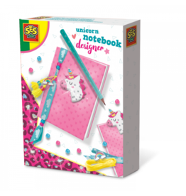 SES Creative Unicorn notebook designer
