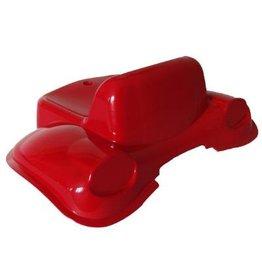 Rolly Toys Spatbord rollyKid Rood
