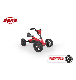 BERG Buzzy Red