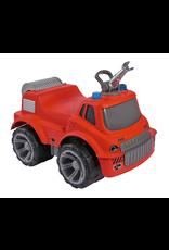 BIG BIG Power Worker Maxi Brandweerwagen