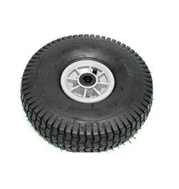 BERG Wheel grey 4.00-4 needle bearing