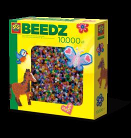 SES Creative Bügelperlenbox 10.000 Farbmix