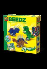 SES Creative Beedz - Bügelperlen – Dinos
