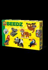 SES Creative Beedz - Bügelperlenset Dschungeltiere