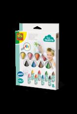 SES Creative Kleuren in bad 8 pack