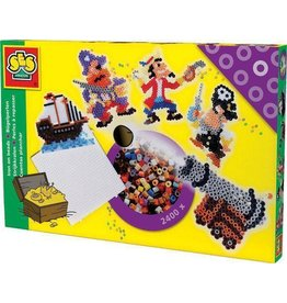 SES Creative Iron on beads Pirates