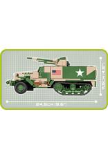COBI COBI  WW2 2535 - M3 Gun Motor Carriage