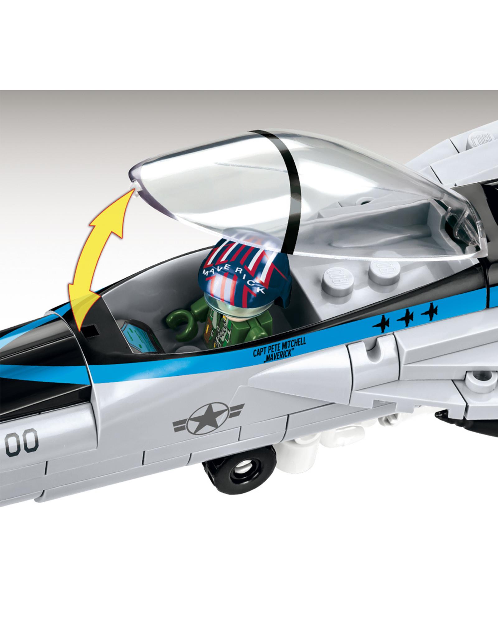 COBI COBI 5805 TOP GUN F/A-18E Super Hornet