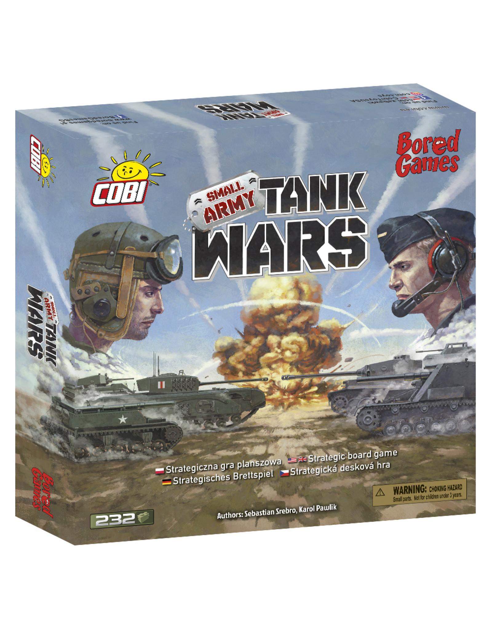 COBI Cobi WW2 22104 Tank Wars Spiele