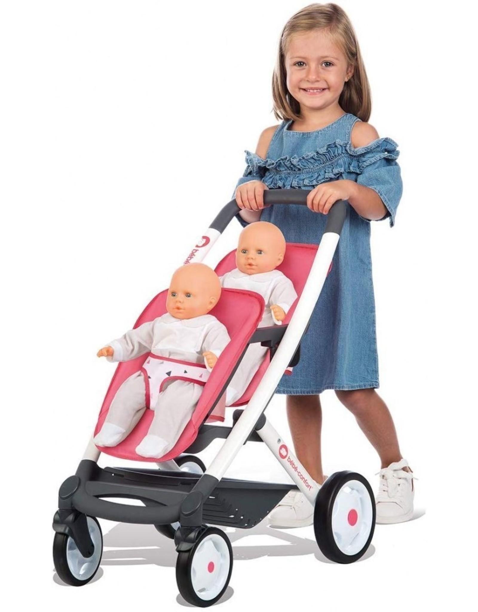 Smoby Smoby BB-Confort Tweeling kinderwagen