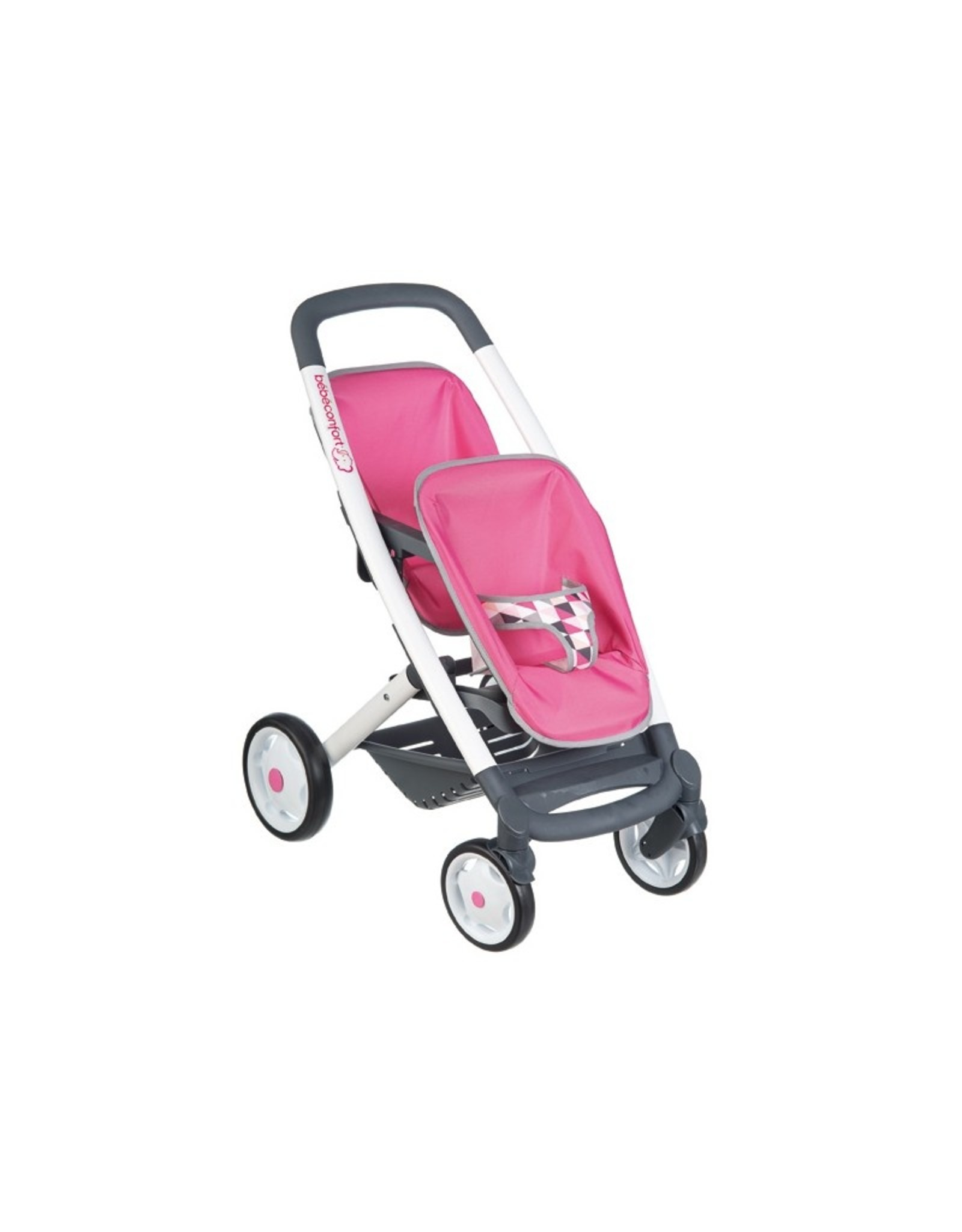 Smoby Smoby BB-Confort Zwillings-Sportwagen