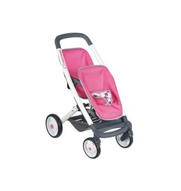 Smoby BB-Confort Twin Pushchair