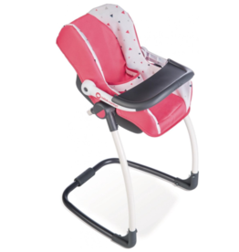 Smoby BB-Confort Seat + High Chair for dolls