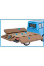 COBI COBI 24593 - Barkas B1000 bakwagen