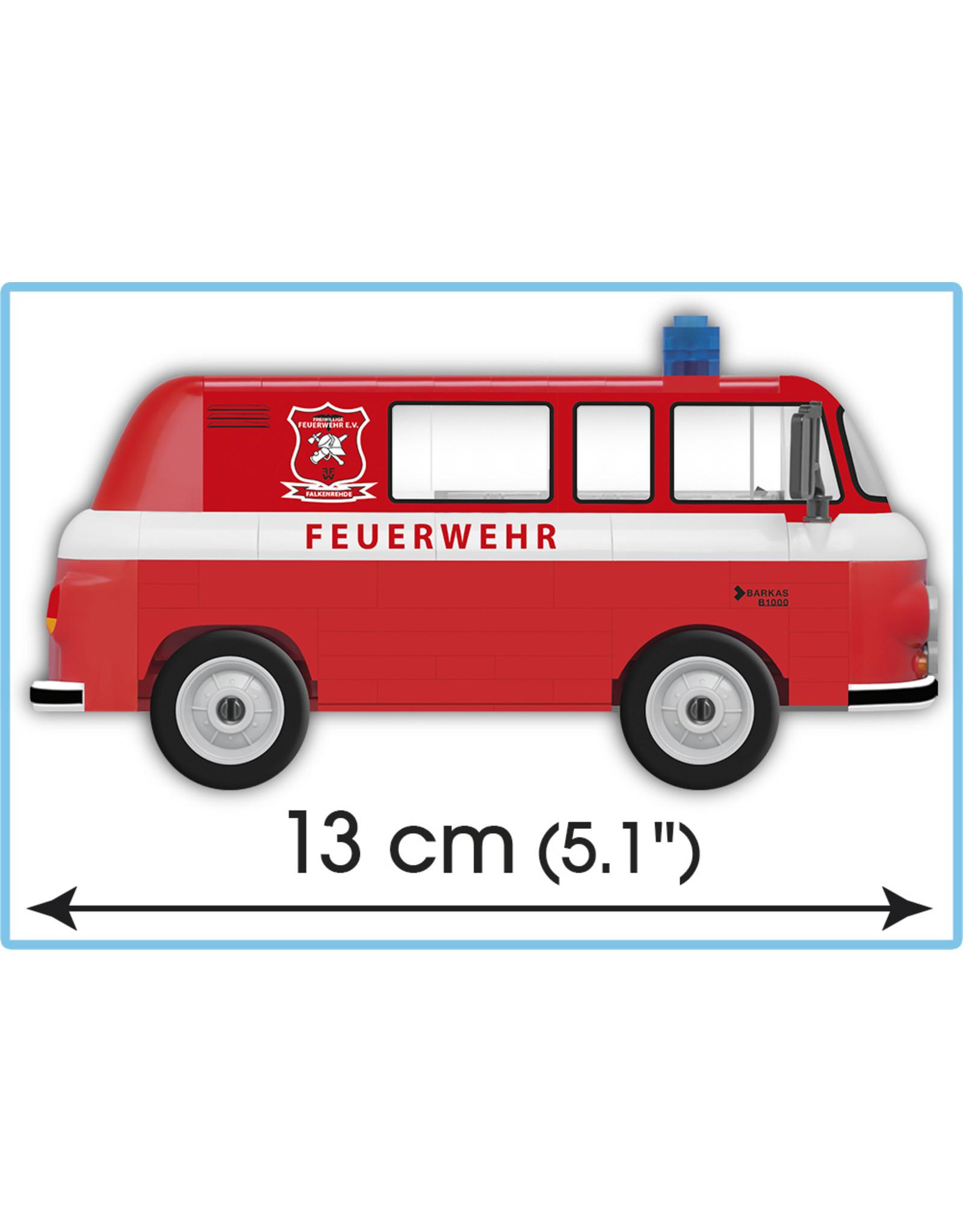 COBI COBI 24594 - Barkas B1000 Brandweer